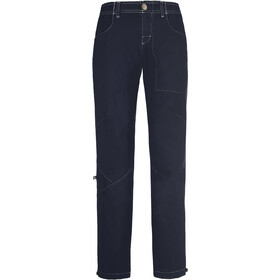 E9 Scinti Trousers Women bluenavy
